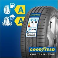 1er pneu AA par Goodyear – Etiquetage européen