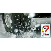Étiquetage des pneus hiver