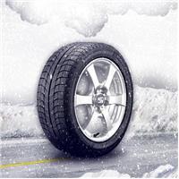 Des pneus neige à l'étiquette flatteuse