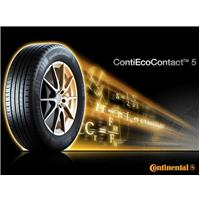 Le pneu ContiEcoContact 5 ou la belle étiquette