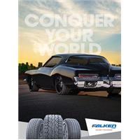 Le nouveau pneu Falken
