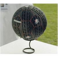 Football ballon pneus