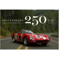Une Ferrari 250 GTO aux enchères