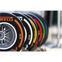 Pneus Pirelli au banc des essais