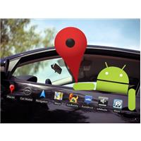 Applications route voiture