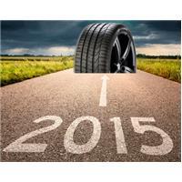 Pneus, les nouveautés 2015