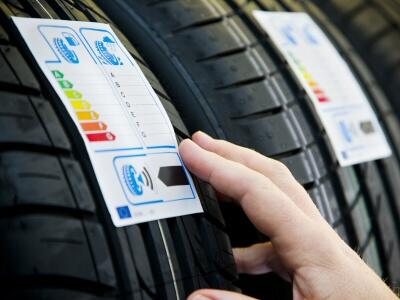Explication étiquette pneu