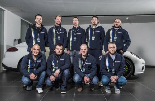 Diplômés Michelin Académie