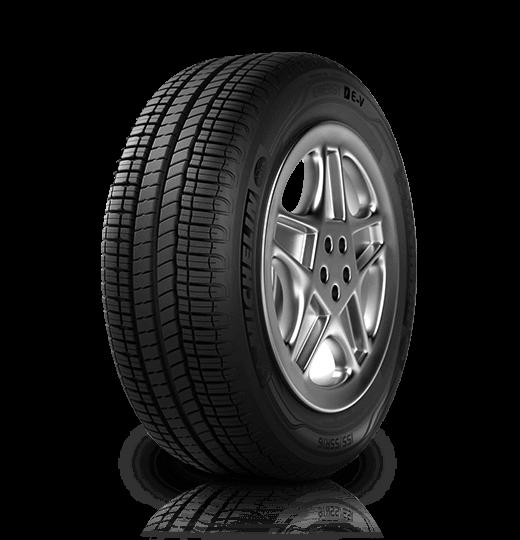Pneu Michelin voiture electrique