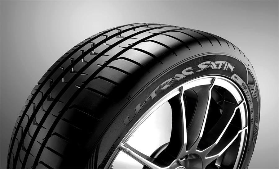Nouveau pneu Vredestein
