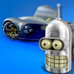 Michelin et la voiture de course sans pilote Roborace