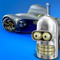 RoboCar Bender