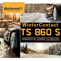 Wintercontact TS 860 S : nouveau pneu hiver Continental