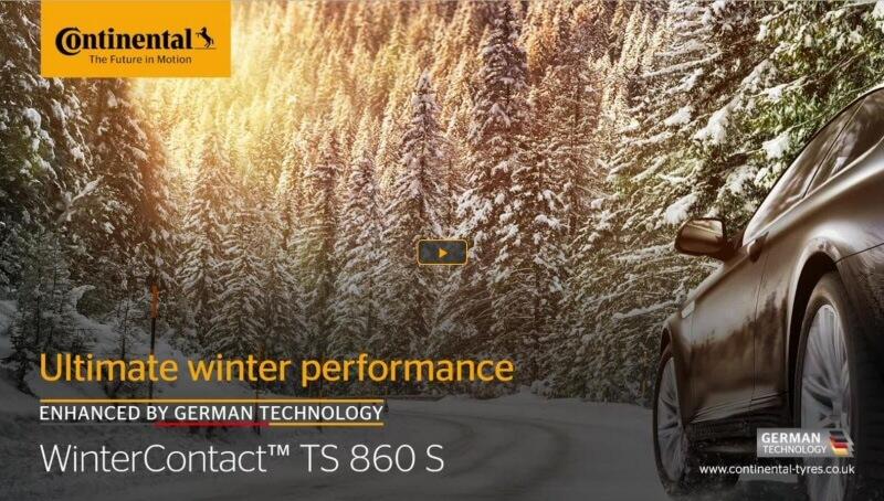WinterContact TS860S vidéo officielle